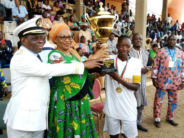Première édition de la Super coupe féminine: L'USFA s'octroie le trophée