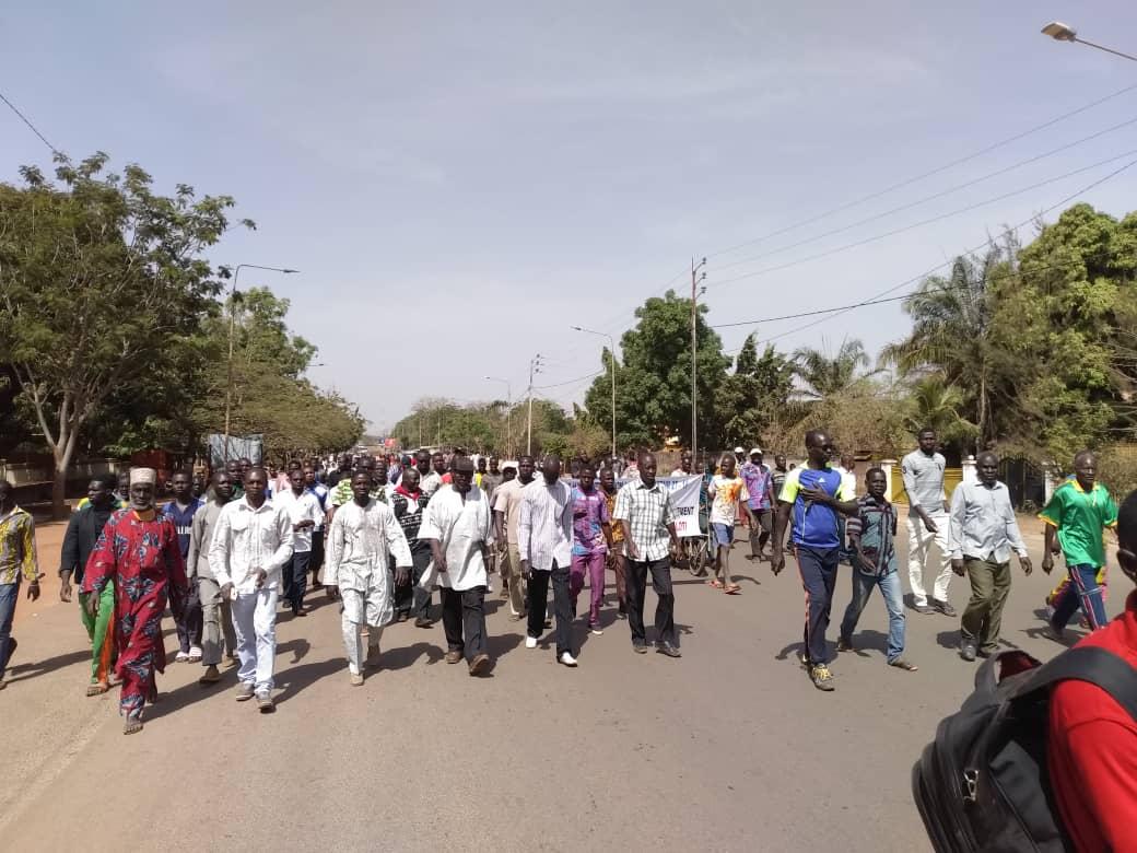 Bobo-Dioulasso: Les déguerpis des «non-lotis» réclament leurs parcelles