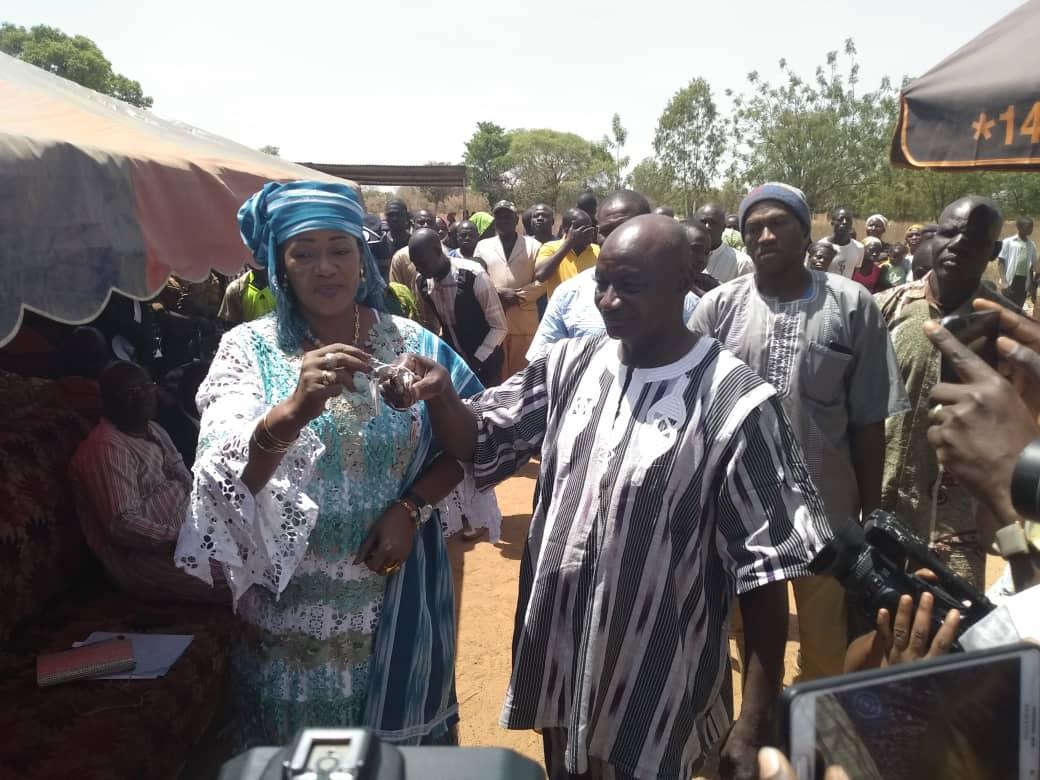 Crise à Karangasso Sambla: Le médiateur du Faso renoue le dialogue