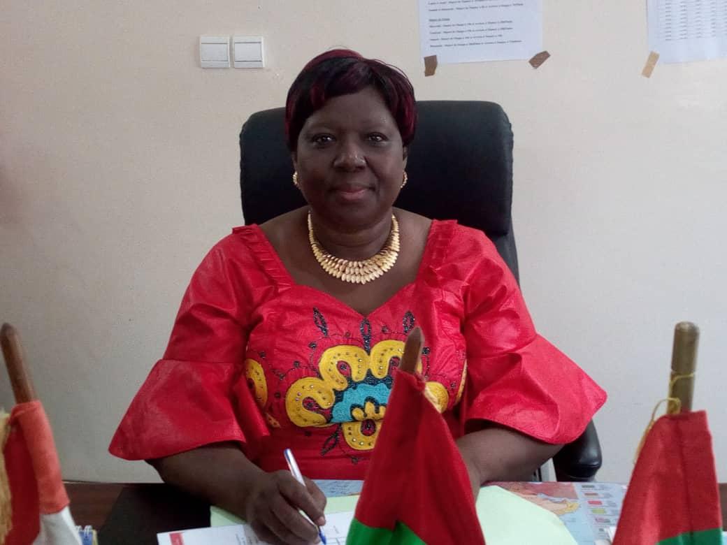 Diaspora: «Les Burkinabè du Niger sont très bien intégrés», Léontine Marie Kaboré, Consul général