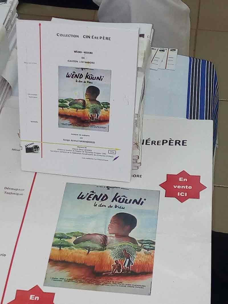 «Wend-Kuuni de Gaston Kaboré»:  L'ouvrage de Serge Armel Sawadogo dédicacé à Bobo
