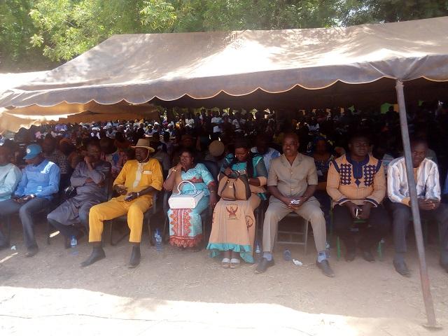 8-Mars 2019 au  Nayala: La commune de Gossina a accueilli la cérémonie officielle
