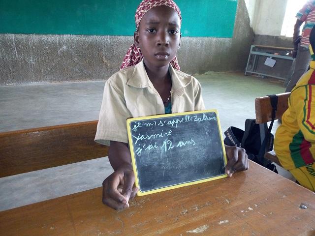 Education inclusive à Garango: CBM prend en charge des élèves en situation de handicap