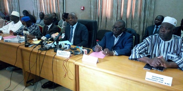 Chambre consulaire du Burkina: Le bilan de 2018 jugé satisfaisant