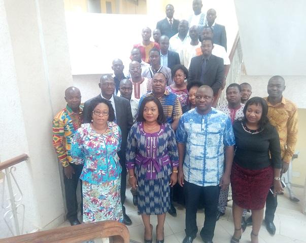 Identifiant unique de la personne au Burkina: Le comité de suivi de la mise en œuvre installé