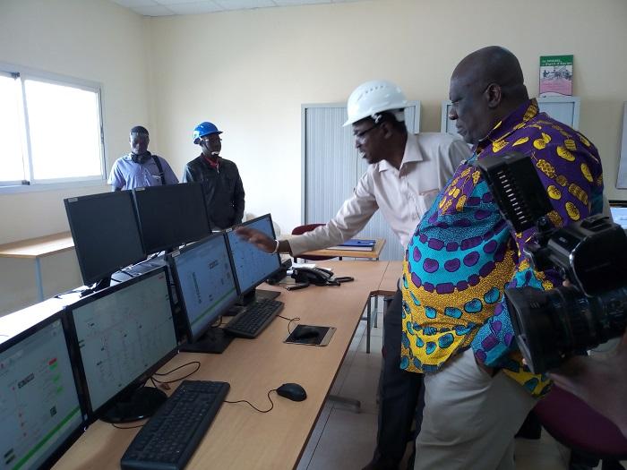 Interconnexion Bolgatanga-Ouaga: 100 mégawatts supplémentaires pour la SONABEL d'ici à fin avril