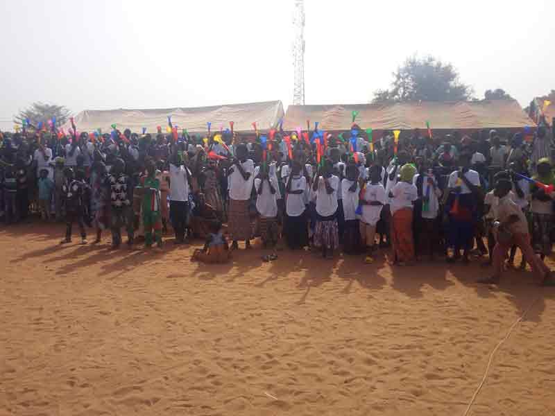 Education inclusive: Les élèves de l'école Colsama de Bobo se mobilisent