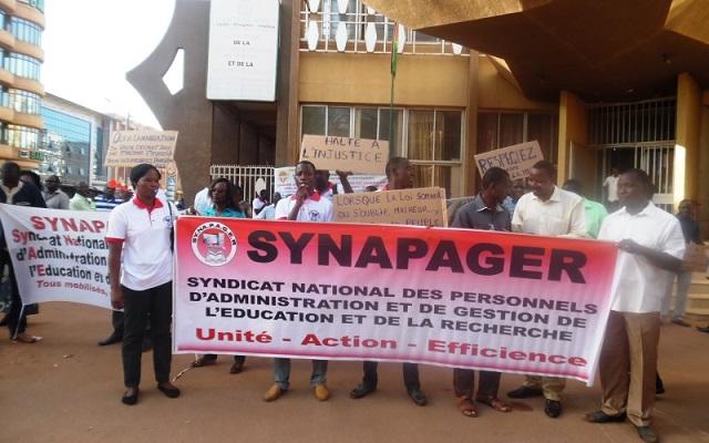 Education et recherche: Le SYNAPAGER contre la
