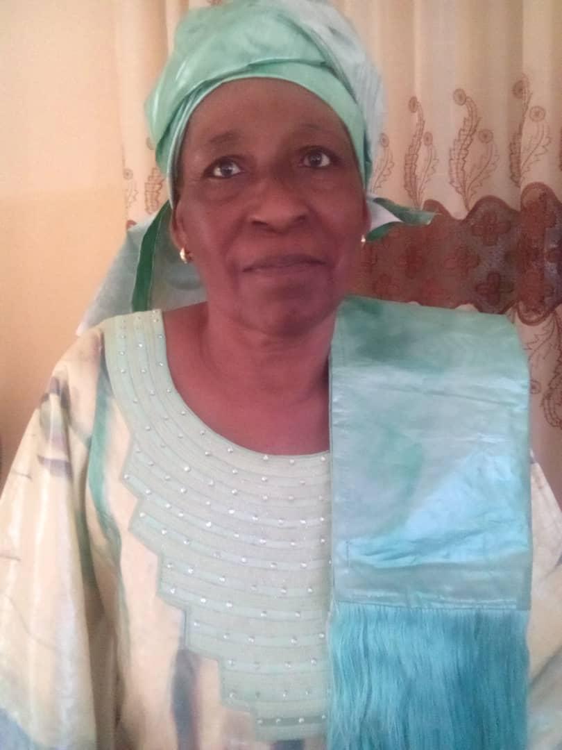 Faire part en mémoire de Hadja SANOU Ouélé Kadidia dite «Dro Ouélé»