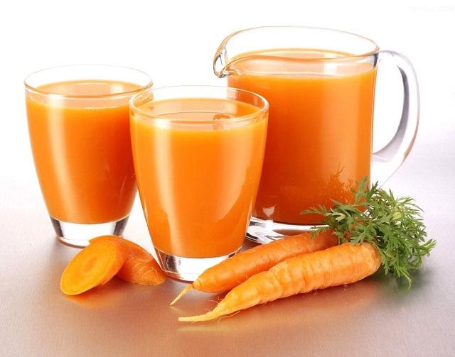 Recette de la semaine: Jus de carottes