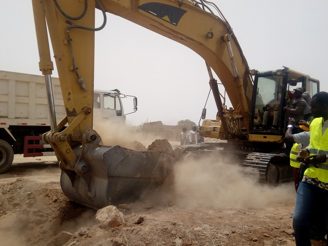 Barrages hydroagricoles de Guidissi et Ipelcé: Les travaux de construction lancés