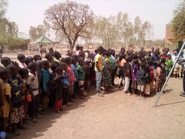 Education: Handicap solidaire Burkina plaide pour les enfants handicapés