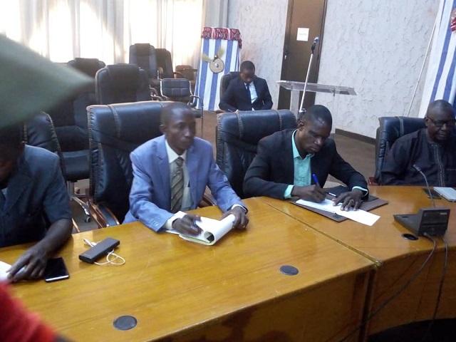 Burkina: Le syndicat des  diplomates outille ses membres
