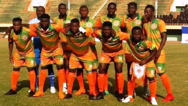 Coupe CAF: Fin de parcours pour Salitas (1-0)
