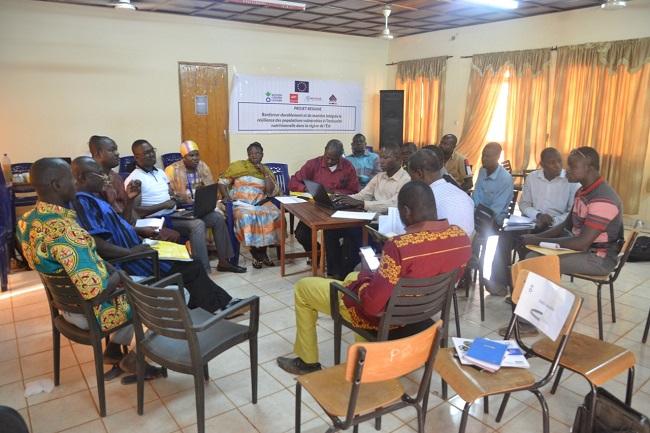 Action contre la Faim Burkina et ses partenaires  plaident pour la nutrition et la gestion des risques de catastrophes