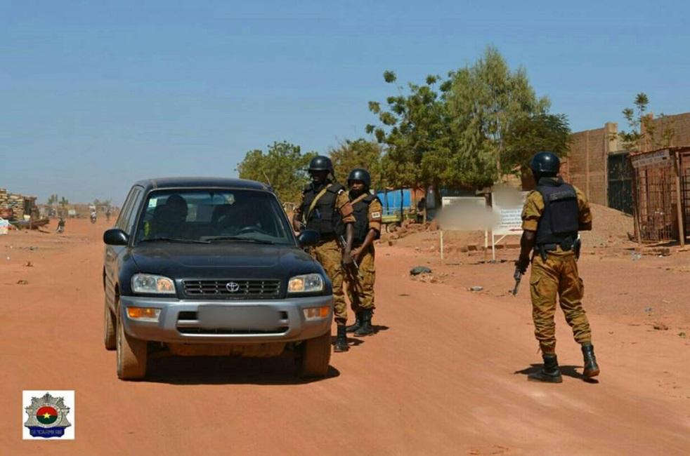 Burkina: 247 individus recherchés pour participation à une entreprise terroriste