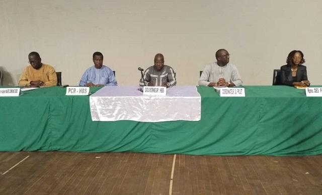 Autonomisation des jeunes et des femmes: Des bénéficiaires du PAE/JF en formation à Bobo-Dioulasso
