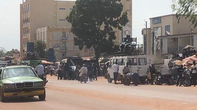 Aménagement de la gare routière Ouaga-Inter: La libération des emprises dédiées aux travaux est fixée au vendredi 05 avril 2019