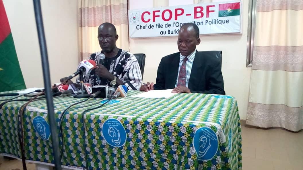 Présumées exactions des FDS: L'opposition souscrit à l'idée du Gouvernement d'ouvrir une enquête