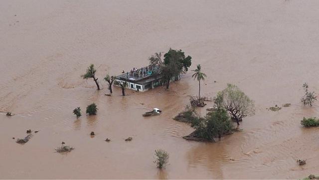 Cyclone au Mozambique: Le bilan humain «pourrait dépasser les 1000 morts»