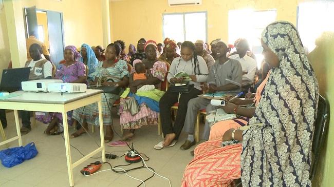 MBDHP/Séno: Arrêt sur le rôle de la femme dans la promotion de la paix