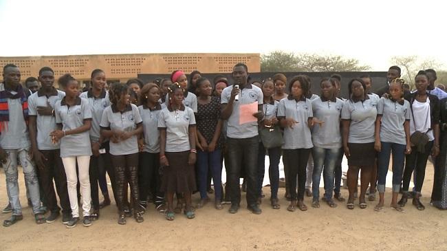 Lycée provincial de Dori: Donner le goût de la langue allemande aux élèves