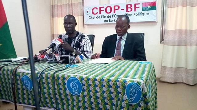 Elections de 2020: «Il est hors de question de découpler  la présidentielle et les législatives», déclare l'opposition