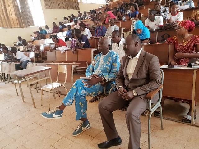 Ecole nationale de santé publique de Bobo-Dioulasso: 72 heures de récréation utile