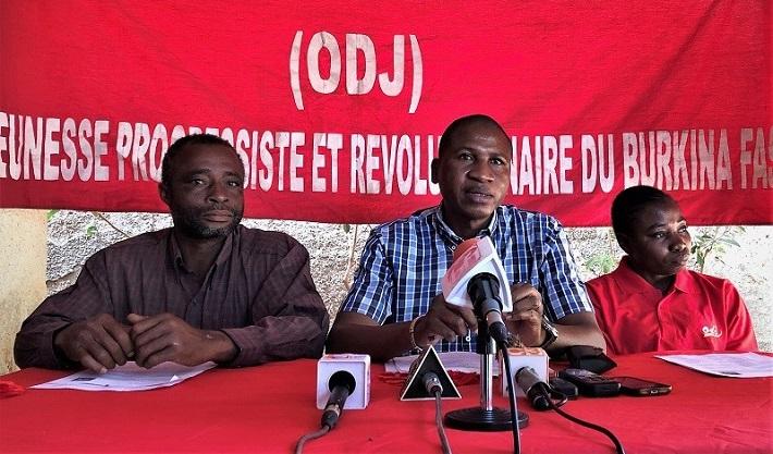 Liberté d'expression: L'ODJ dénonce des abus contre ses militants