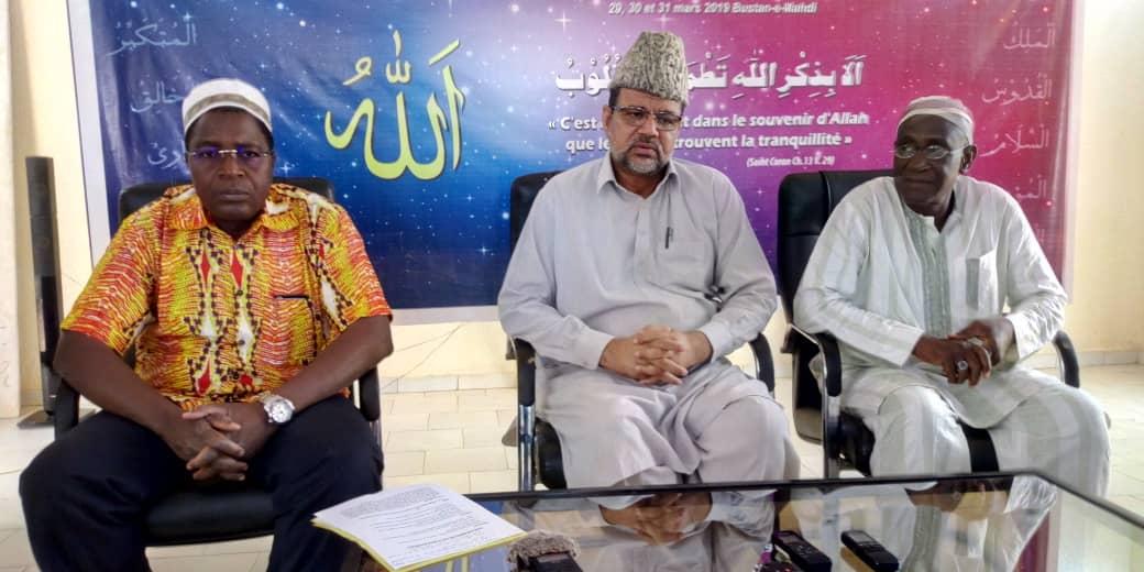 Communauté Jama'at islamique Ahmadiyya: La 28e conférence annuelle débutera le 29 mars
