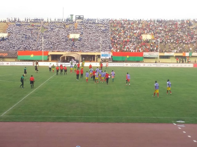 CAN 2019: Les Etalons du Burkina Faso ne seront pas en Egypte
