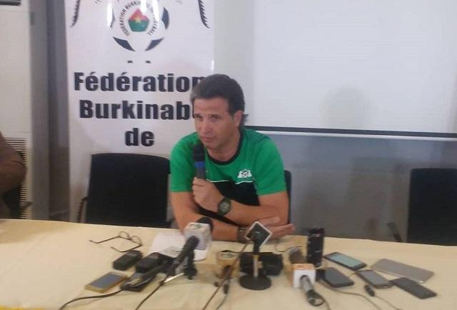 CAN 2019: Paulo Duarte présente ses excuses après l'élimination du Burkina