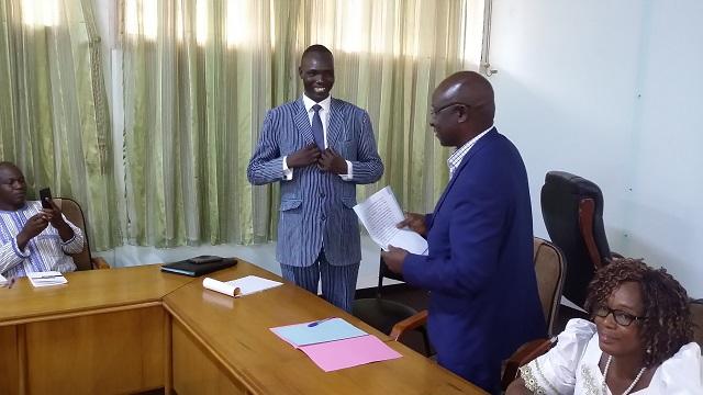 Agence Générale de Recrutement de l'Etat: Des nouveaux directeurs officiellement installés dans leurs fonctions