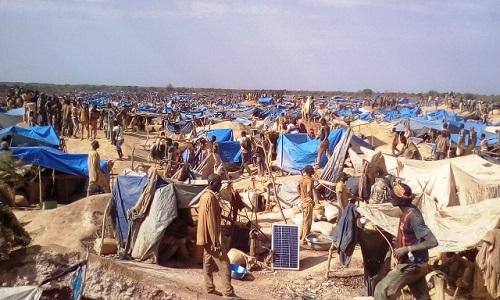 Insécurité: Fermeture des sites aurifères dans le Yagha