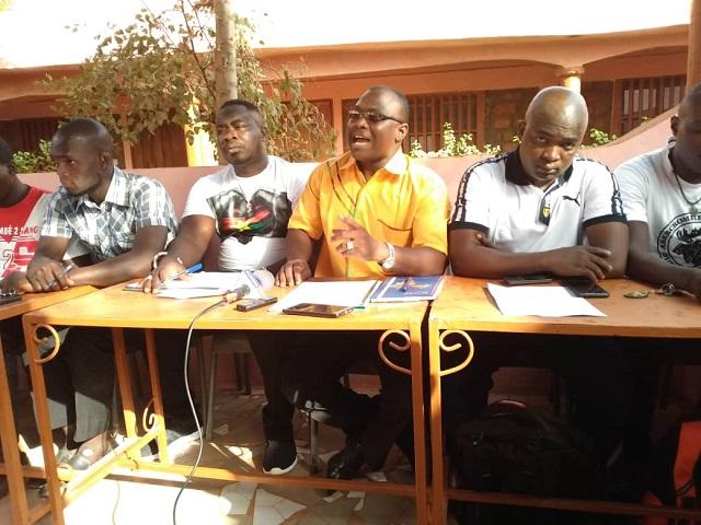 Bobo-Dioulasso: Des jeunes du MPP/Houet demandent au président du Faso de tenir ses engagements