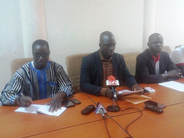 Industrie, commerce et artisanat: Le syndicat dénonce la gestion du ministre Harouna Kaboré
