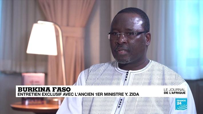 Yacouba Isaac Zida: «Je n'exclus pas la possibilité d'être candidat en 2020»
