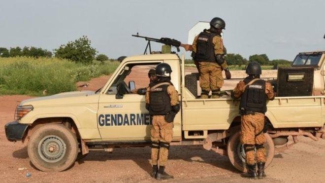 Burkina Faso: Quatre gendarmes tués dans une attaque contre le poste de gendarmerie de Barani