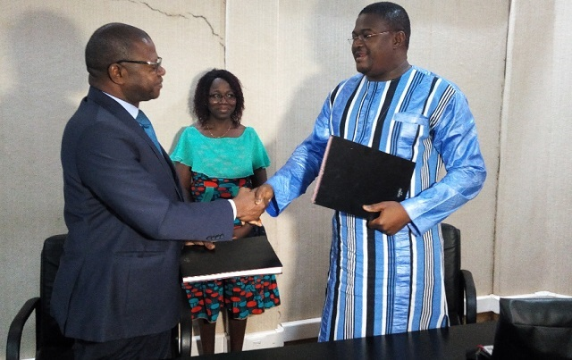 Coopération: La Caisse nationale d'assurance maladie universelle du Burkina  s'inspire de l'expérience ivoirienne