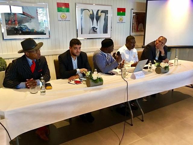 Diaspora burkinabè: «C'est le moment» pour peser sur l'échiquier politique national!