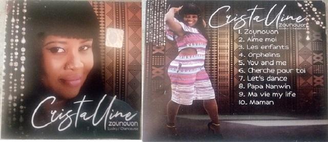 Musique: Cristalline présente «Zounouon», son premier album