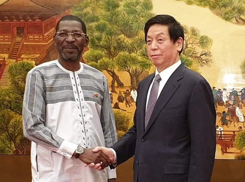 Burkina Faso - Chine populaire: Top départ d'une coopération parlementaire  prometteuse