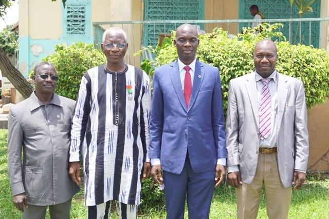 Burkina Faso-Côte d'Ivoire: Benjamin Nana prend les commandes du consulat général du Burkina à Abidjan