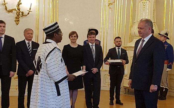 Africa Day Slovénie 2019: Une grande participation du Burkina Faso attendue