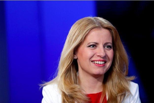Élection présidentielle slovaque: Zuzana Caputova, nouvelle présidente de la Slovaquie