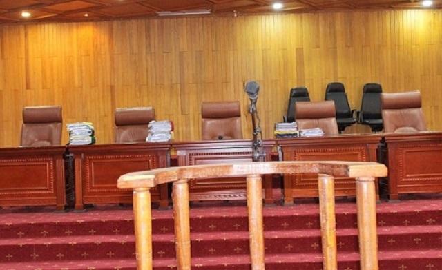 Procès du putsch: Le caporal Sami Dah demande pardon à ses co-accusés