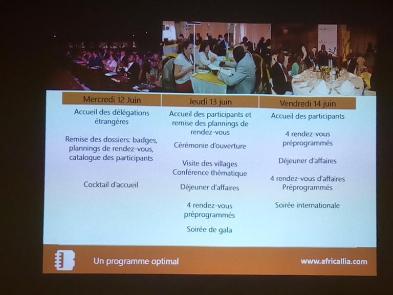 Forum AFRICALLIA: L'édition 2019 prévue en Côte d'Ivoire du 12 au 14 juin