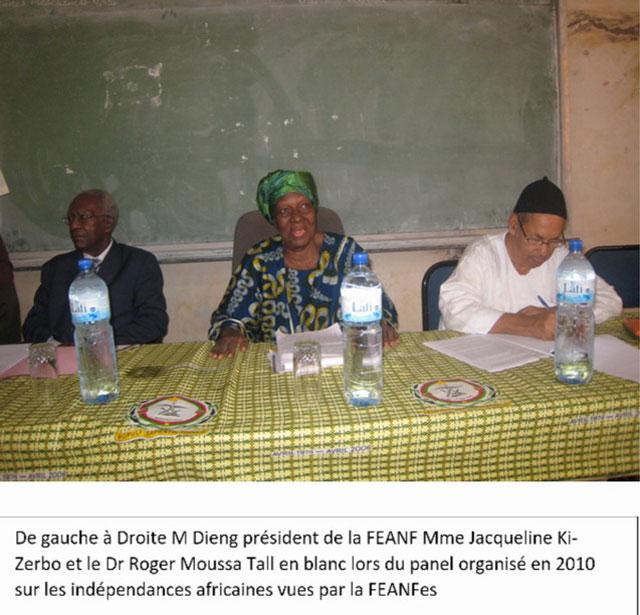 Hommage: «La vie du Dr  Moussa Roger Tall, une merveilleuse aventure»