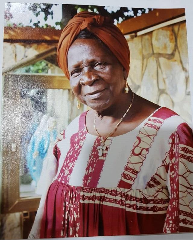 Décès de Maman OUEDRAOGO Joanna née ROUAMBA: Remerciements
