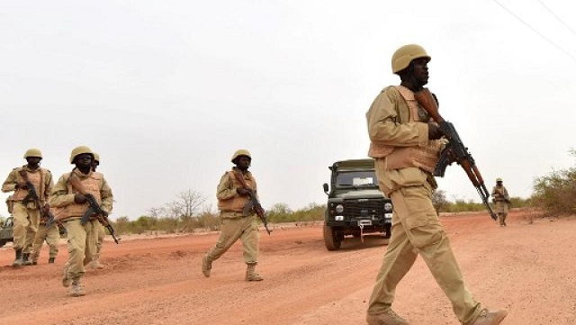 Opération «Otapuanu»: L'adjudant Franc Drabo inhumé à Fada N'Gourma